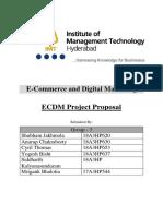 Grp3 ECDM Proposal