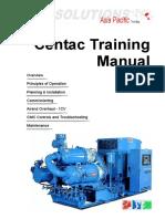 Compressor IRCentacManual