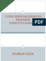 Derecho Procesal Constitucional - Hábeas Data (1)