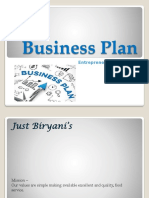 Business Plan - Project New