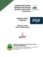 3. Draft Soal Praktek (LKS RPL)