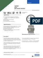 Instrument measurement