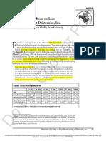 Daktronics  Case study solution