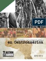 ACF-E Estrategia Regional para Centroamerica 2010-2012