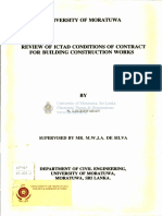 Submission of Project Report