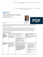SEBI LODR Regulations an Update - Corporate_Commercial Law - India