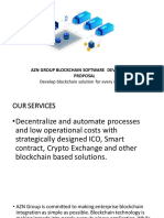 Proposal Penawaran Block Chain