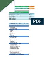 SAP ABAP Advanced Course Content Details
