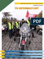 Biuletyn Informacyjny - publikacja samorządowa Czaplinka (Listopad 2019)