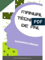 Manual Técnicas de PNL - Alejandro Cañadas.pdf