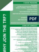 Printable Membership Form