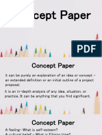 Concept PaperPPT