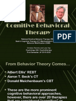 Cognitive Behavioral Therapy Ranche and Yap