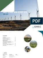 GWEC Global Wind Report 2018
