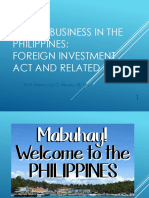 2019 Doing Business in the Philippines