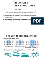 Ch04 Polymer Structures