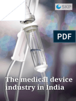 Skp the Medical Device Industry in India