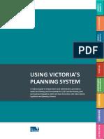 Using Victorias Planning System 2015