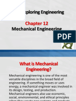 Chapter 12 Mechanical Engineering