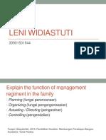 Leni Widiastuti (Lbm 1 Keluarga)