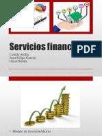 7.1 Servicios Financieros