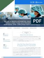 Sai Life Science Darwinbox-Case Study