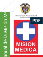 Manual Mision Medica Colombia 2008
