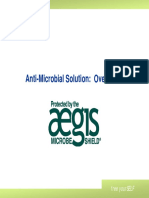 Jasper Anti-microbial Overview 2009