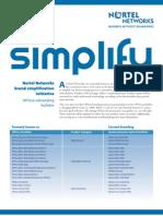 Simplify Optera