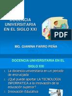 Docencia Universitaria XXI[1]