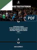 Testosteron Workshop Overload Worlwide - FitFair 2019