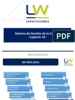 ISO 9001-2015 - Capítulo 10 _ 21_mar_2017