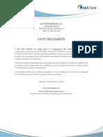 FR ASIII_Término Negociação