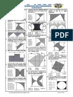 Situaciones Geométricas - Calculo de Áreas Sombreadas IV Ccesa007