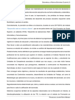 Ejemplo programación didáctica