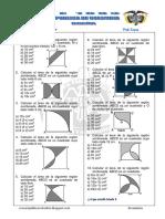 Situaciones Geométricas - Calculo de Áreas Sombreadas II Ccesa007