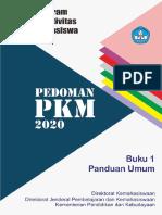 Buku Pedoman PKM 2020