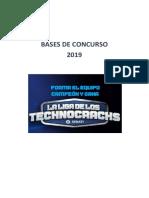 Bases Del Concurso SENATI