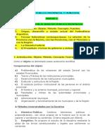 Derecho Público Provincial y Municipal - Uda 1