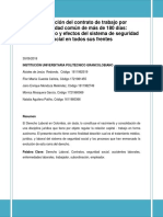 Documento Tercera Entrega Deerecho Laboral