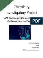 them investigatory project