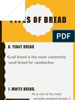 Types of Bread 5
