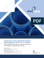 The Uni-Bell PVC Pipe Association's Guide to Understanding the AWWA C900-16 Standard