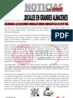 Noticia de Madrid (Grandes Almacenes