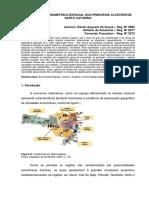 A. POZZOBON. Um Estudo Econométrico-espacial Dos Principais Clusters de Santa Catarina. 2012