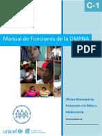 Manual Funciones OMPNA Tacana