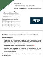 2.6 Formato de instrucciones