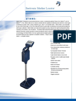 Fisa Tehnica Detector-markeri
