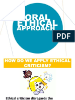 Moral Ethical