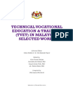 Technical Vocational Education & Training (TVET) in Malaysia Selected Works